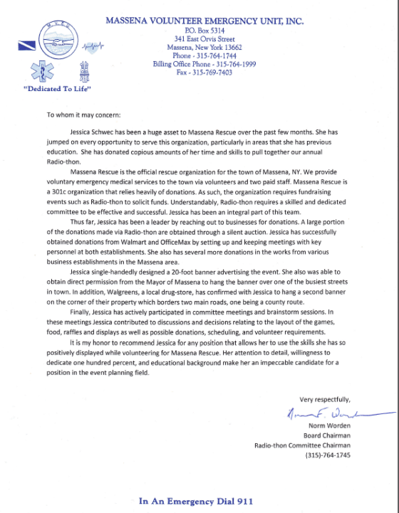 Reference Letter_Norm_Radiothon