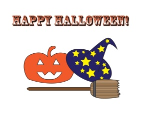 Hope everyone had a happy and safe Halloween!